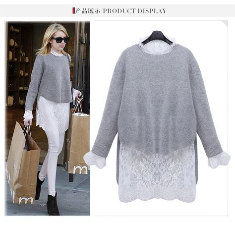 Modest Woman Sweaters