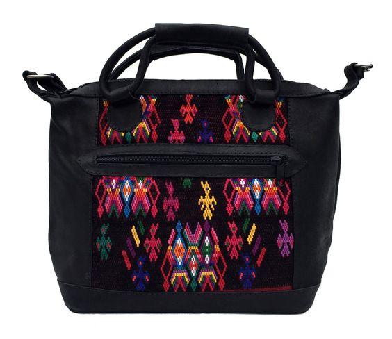 Yuxquen Leather Shoulder Bag (M)