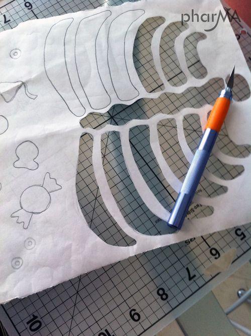Freezer Paper Stencil - How To - DIY Tutorial | Craft Passion