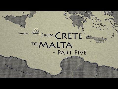 245 - From Crete to Malta - Part 5 - Walter Veith - YouTube