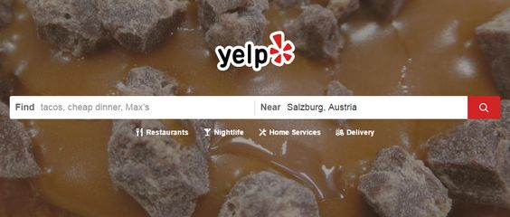 Nearby (Yelp)