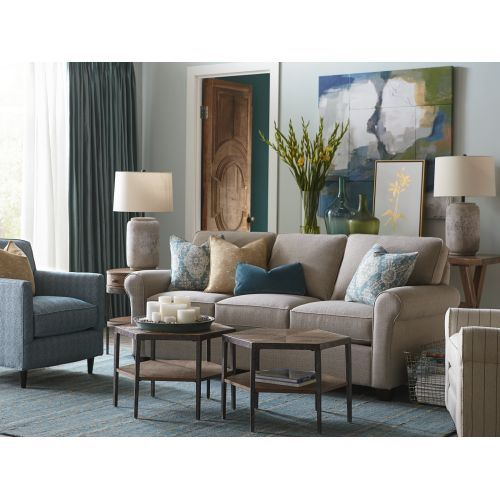 If You Have A Small Living Room Opting For Two Small Coffee Tables Instead Of One Quality Living Room Furniture Cheap Living Room Furniture Bassett Furniture