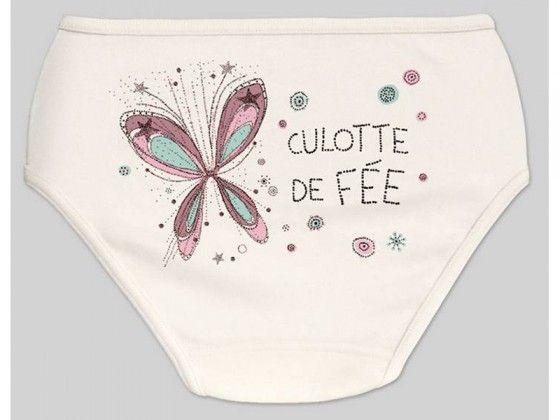 Fairy Underwear (5-6 years)