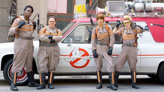 New Ghostbusters 2020