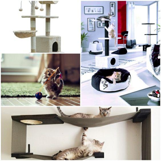 katzenbaum katzenspielzeug ideen katzenwelt kratzbaum katze tierwelt pinterest. Black Bedroom Furniture Sets. Home Design Ideas