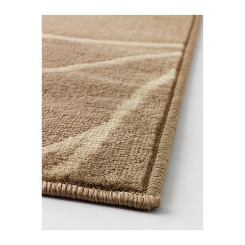 LÄBORG Rug, low pile, beige  Ikea, Rugs and Firs