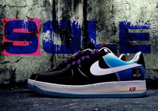 My Holy Grail of sneakers - AF1 Playstation