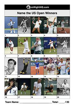 Tennis 007 Us Open Winners Men Answer With Images Trivia Events Winner This Or That Questions