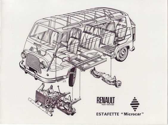 renault    c      camper van
