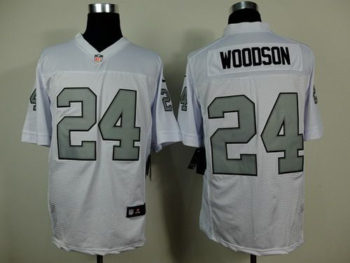Oakland Raiders 92 Richard Seymour Authentic White Jersey silver number  supplier