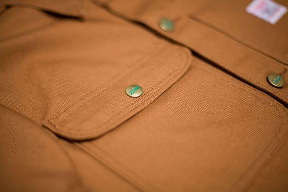 Lot 46 - Brown Duck Chore Coat