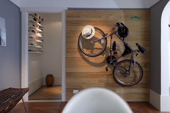 Residência Pinheiros 120 m² / Leticia Nobell #wall #bike: