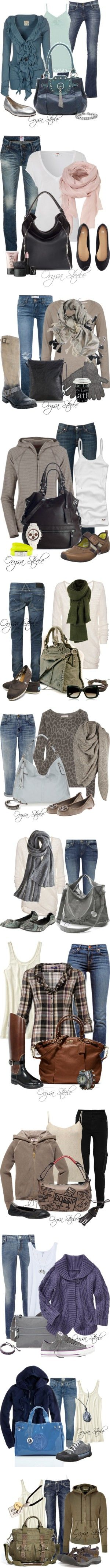"""Weekend Casual"" by orysa on Polyvore"