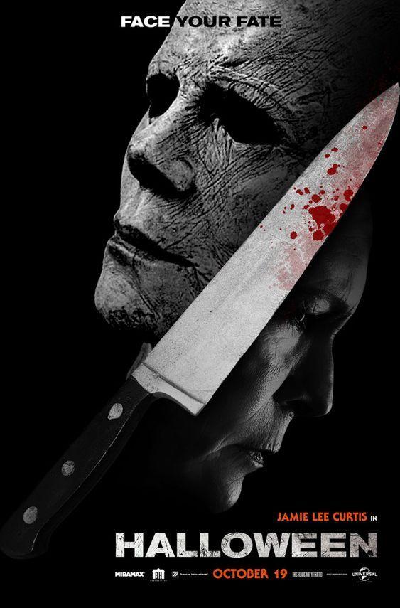 Halloween 2020 Dvd Jamie Lee Curtis Halloween (2018) Blu ray + DVD + Digital in 2020 | Michael myers