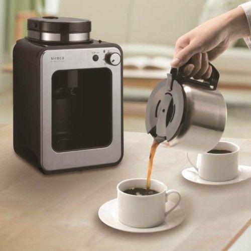 全自動コーヒーメーカー(siroca/シロカ)|通販のベルメゾンネット
