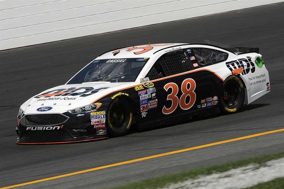 Starting lineup for New Hampshire 301  -   Friday, July 15, 2016  -   Landon Cassill will start 30th in the No. 38 Front Row Motorsports Ford.   -   Crew Chief: Donnie Wingo   -   Spotter: Tony Raines
