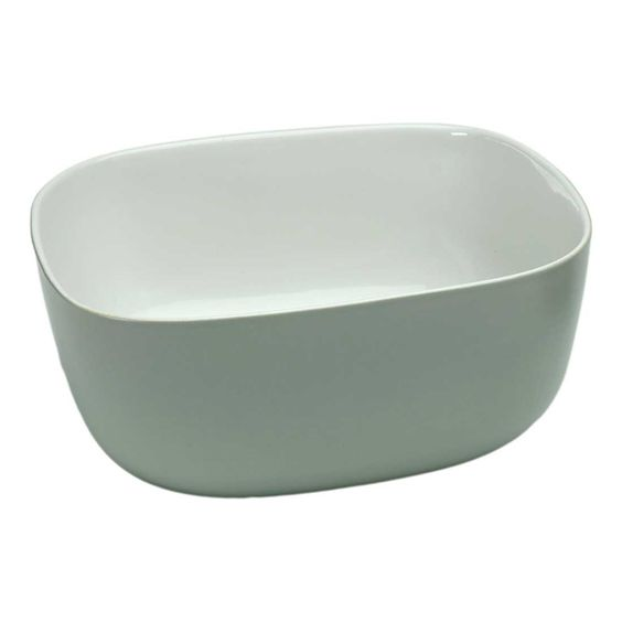 Oval salat bolle, lysegrå - Roman & Erwan Bouroullec - Alessi - RoyalDesign.no | furniture ...