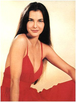 Melina Havelock  (Carole Bouquet)  For Your Eyes Only  1981    Melina Havelock is out for revenge after a Cuban hitman guns down her parents aboard their Mediterranean research vessel. Little does she know that Bond is after the same man, and Melina gets pulled into an even bigger adventure.