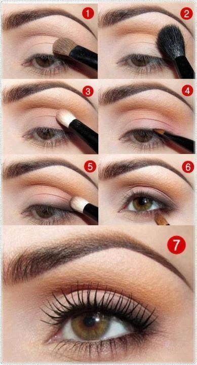 Maquillaje Liviano Puedes Hacer Misma Noche Para Boda Paso Que Cmo Una De Ms Basicos De Maquillaje Maquillaje De Ojos Natural Maquillaje Natural