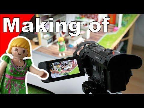 Playmobil Deutsch Hinter Den Kulissen Von Familie Hauser Youtube Playmobil Playmobil Auto Auto Basteln