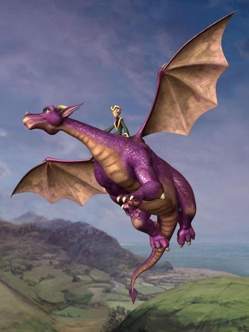 barbie rapunzel dragon