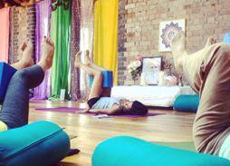 Prregnancy Yoga Tues nights