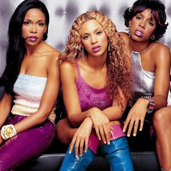 Destiny's Child, Missy Elliott – Bootylicious (single cover art)