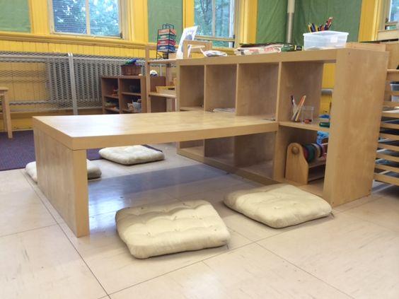 Ikea preschool and ikea hacks on pinterest for Ikea daycare furniture