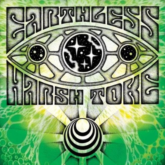 Earthless And Harsh Toke - Acid Crusher Mount Swan on Limited Edition Colored LP   Download