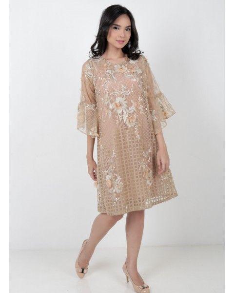 Pin By Linda On שמלות Dress Brokat Modern Dress Brokat Lace Dress