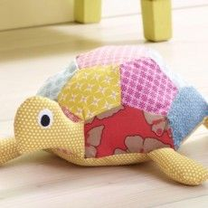 Doudou Tortue Lulu | Pop Couture