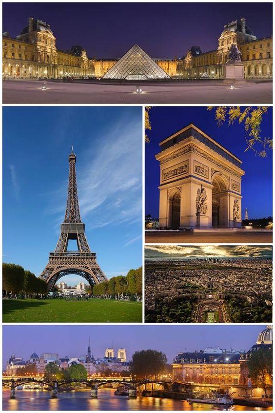 Monumentos Paris.