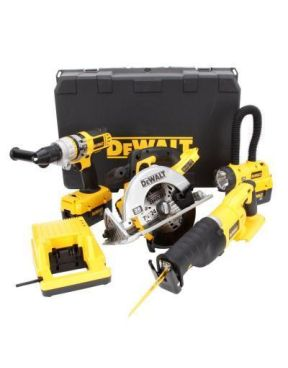 Power Tool Kit: DEWALT 36-Volt...