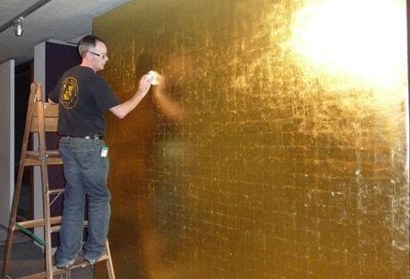 Found it!  Gold Leaf Company: gilder for gold leaf frames, gold leaf furniture, gold leaf artwork, gold leaf restoration.