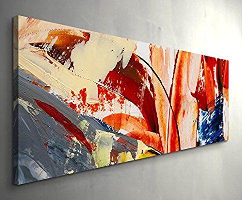 pin auf leinwand malen abstrakte kunst acrylbilder abstrakt rot schwarz