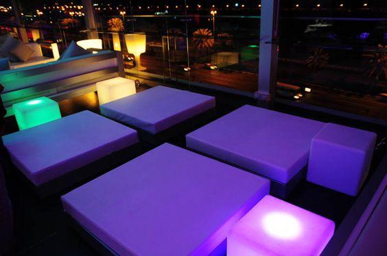 Aurora lounge