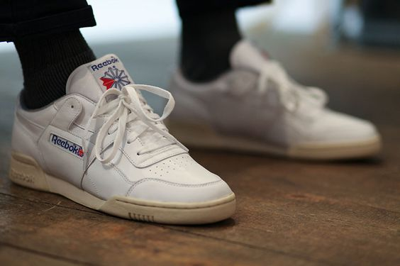 Oh yes, It's back! The Reebok Classic Workout | Number Six | The number six DAILY BLOG
