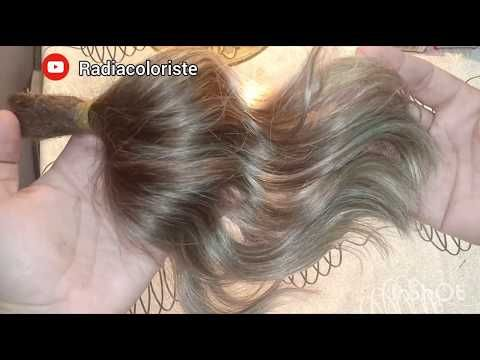 تركيبة واحدة توحيد اللون الاشقر و اللونالغامق عمل تطبيق الجزاءر Youtube Hair Styles Hair Beauty