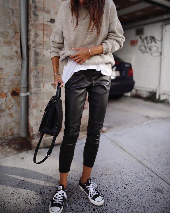 Meia calça preta, a salva looks de inverno!