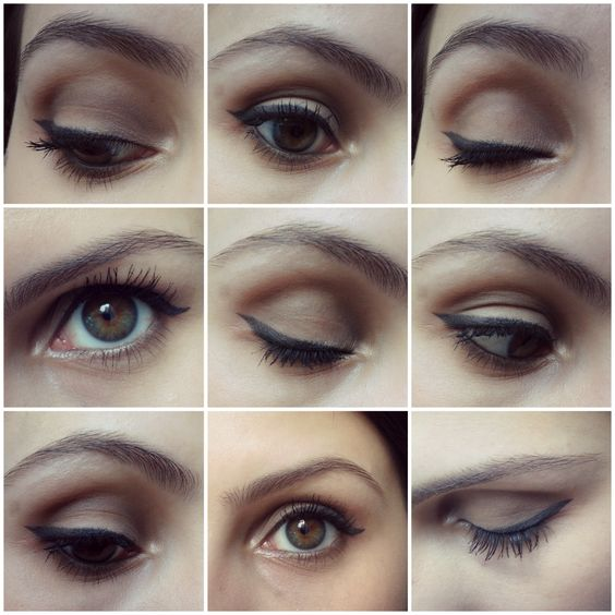 Tutorial Semi Cut Crease com Naked Basics | New in Makeup