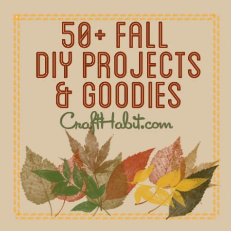 Autumn Fall DIY Projects