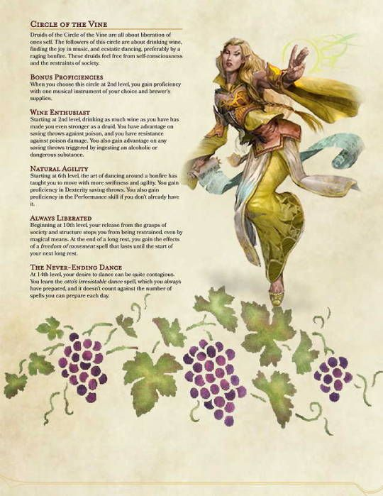 A Place For Dungeons Dragons Dungeons And Dragons Dnd Druid Dungeons And Dragons Homebrew
