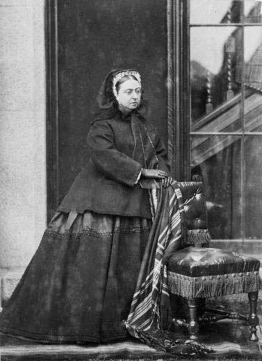 Queen Victoria, 1867