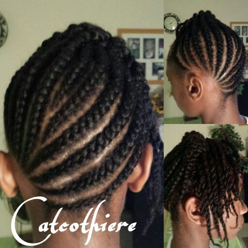 Awesome Kid Updo And Braided Updo On Pinterest Short Hairstyles For Black Women Fulllsitofus