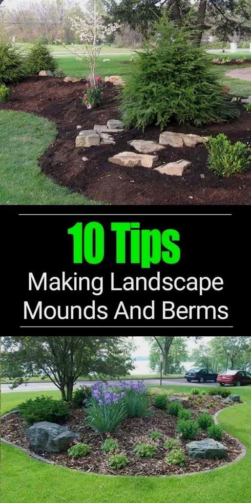Rock Garden Landscaping Landscape Under Trampoline Landscaping Jobs Uk La Garden Jobs La In 2020 Mulch Landscaping Garden Landscape Design Landscaping Tips