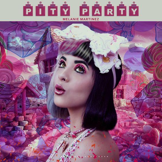 Melanie Martinez – Pity Party (single cover art)