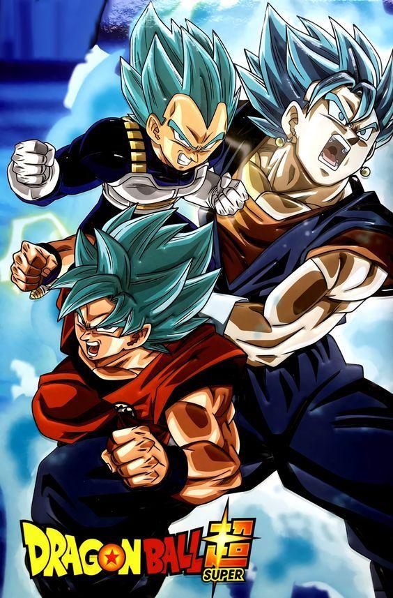 Assistir Dragon Ball Super Dublado Todos Episodios Online With