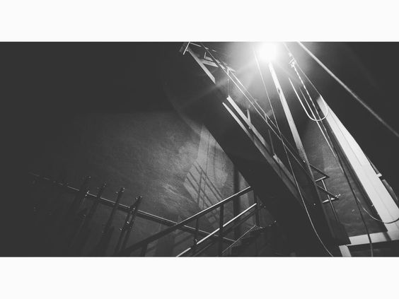 Interior del Jofre #bw #lucesysombras #Jofre #picoftheday