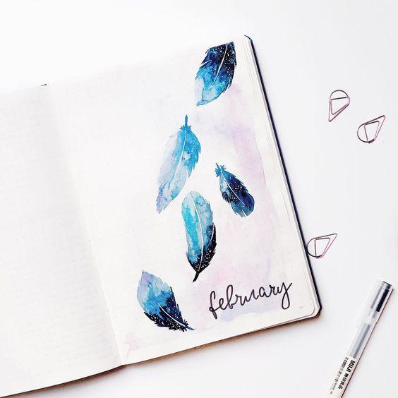 20 comptes Instagram à suivre pour votre Bullet Journal : @rozmakesplans