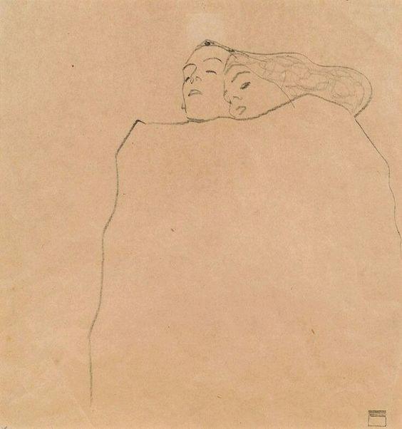 "Edward G. on Twitter: ""Egon Schiele https://t.co/3PGOnbukCg"""
